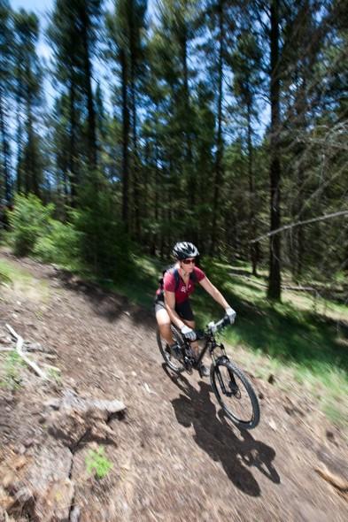 Hana on the Cow Trail, Merritt
