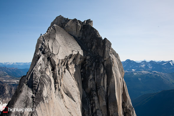 The Bugaboos, Highlux Photography