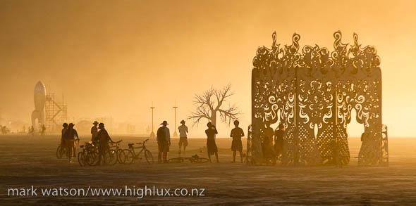 Burning Man 2009, Highlux Photography