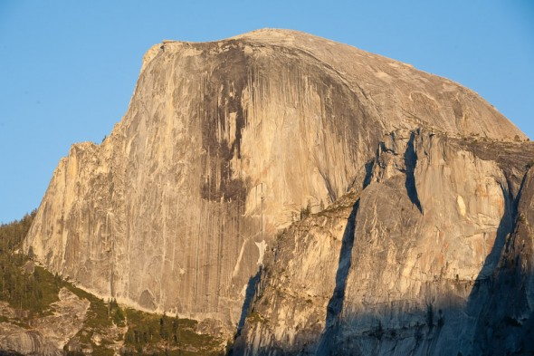 North West Face of Half Dome