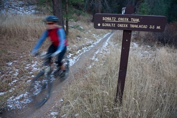 Schultz Creek Trail, Mt Elden, Flagstaff