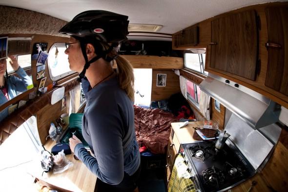Ride prep: 'Is my helmet straight?'