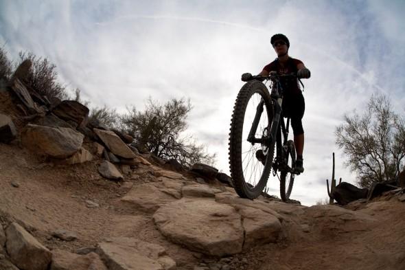 South Mountain, National Loop. Phoenix