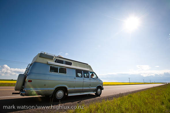 Life on the Road, Highlux Photography