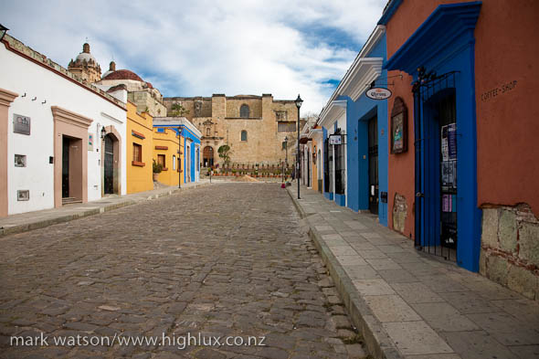 Oaxaca City, Highlux Photography
