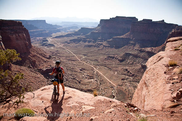 """shafers road"" canyonlands ""white rim"""