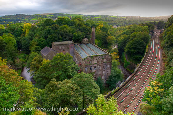 Old Mill, New Mills, Highlux Photography
