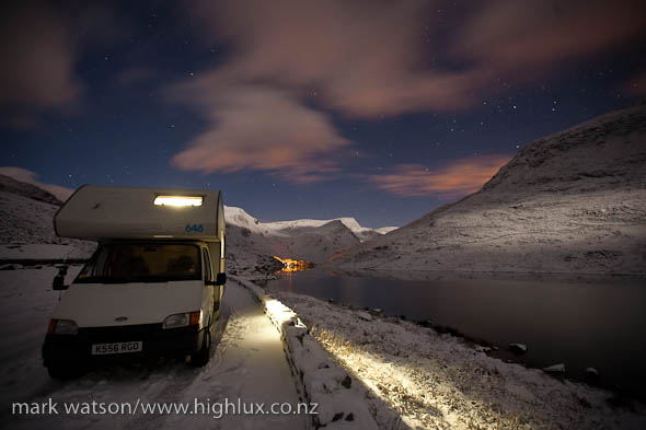Weekend in Wales, Highlux Photography