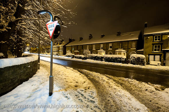 And then it snowed…, Highlux Photography