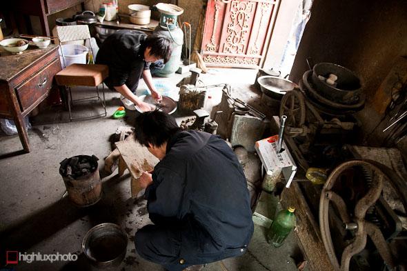 jeweller craftsman
