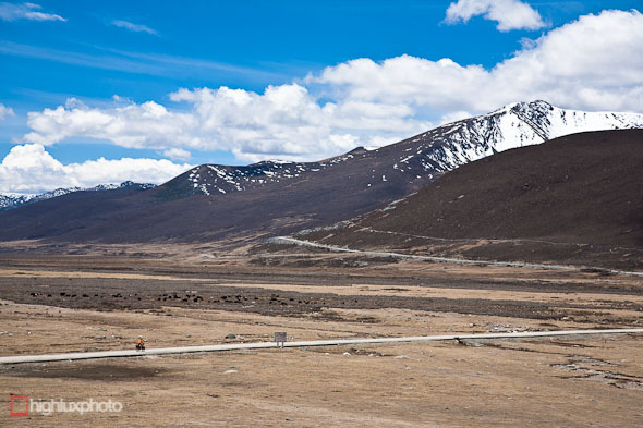 South towards Sangdui, Highlux Photography