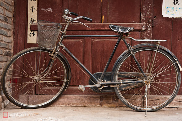 """vintage bicycle"""