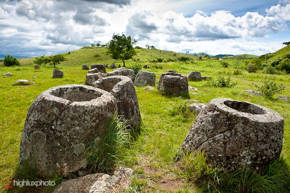 Holiday on the Holiday – Plain of Jars, Highlux Photography