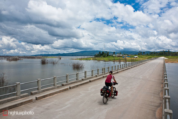 Back roads: Vientiane – Nongchan, Highlux Photography