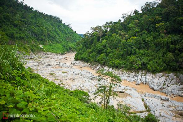 vietnam highlands river