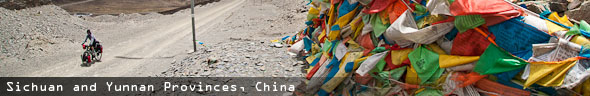 China – SE Asia Cycle Tour 2011, Highlux Photography