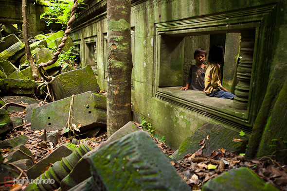The Temple Trail: Northern Cambodia, Highlux Photography