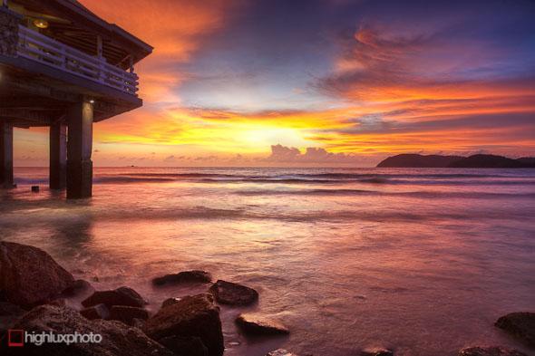 Krabi – Penang Island, Highlux Photography
