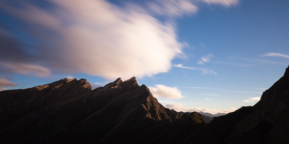 Dragons Teeth High Traverse, Highlux Photography
