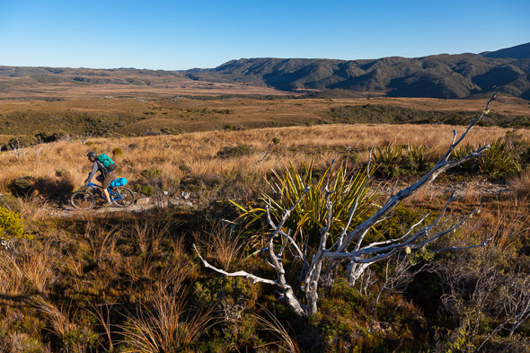 Mountain Biking the Heaphy Track, Highlux Photography