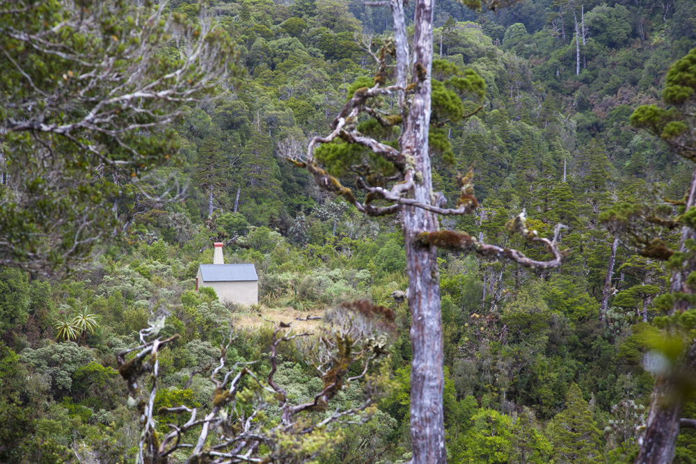 Griffin Creek Hut, Highlux Photography