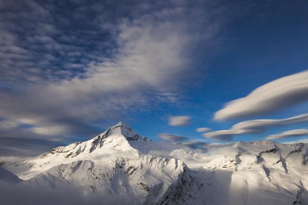 Mount Aspiring & Mt French