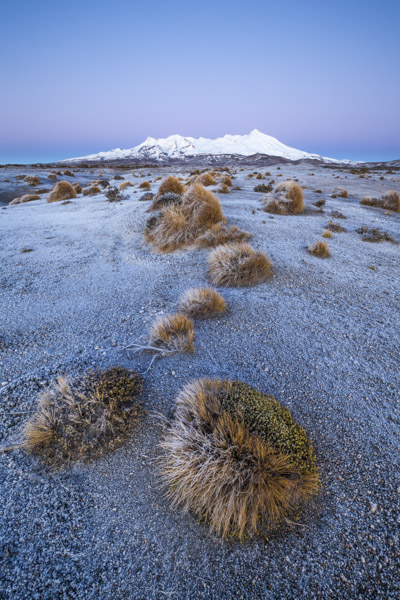 Mount Ruapehu & Te Onetapu