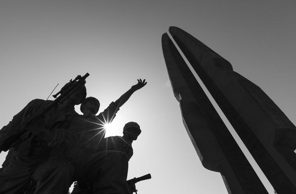 Korean War Memorial, War Memorial of Korea Museum. Seoul.