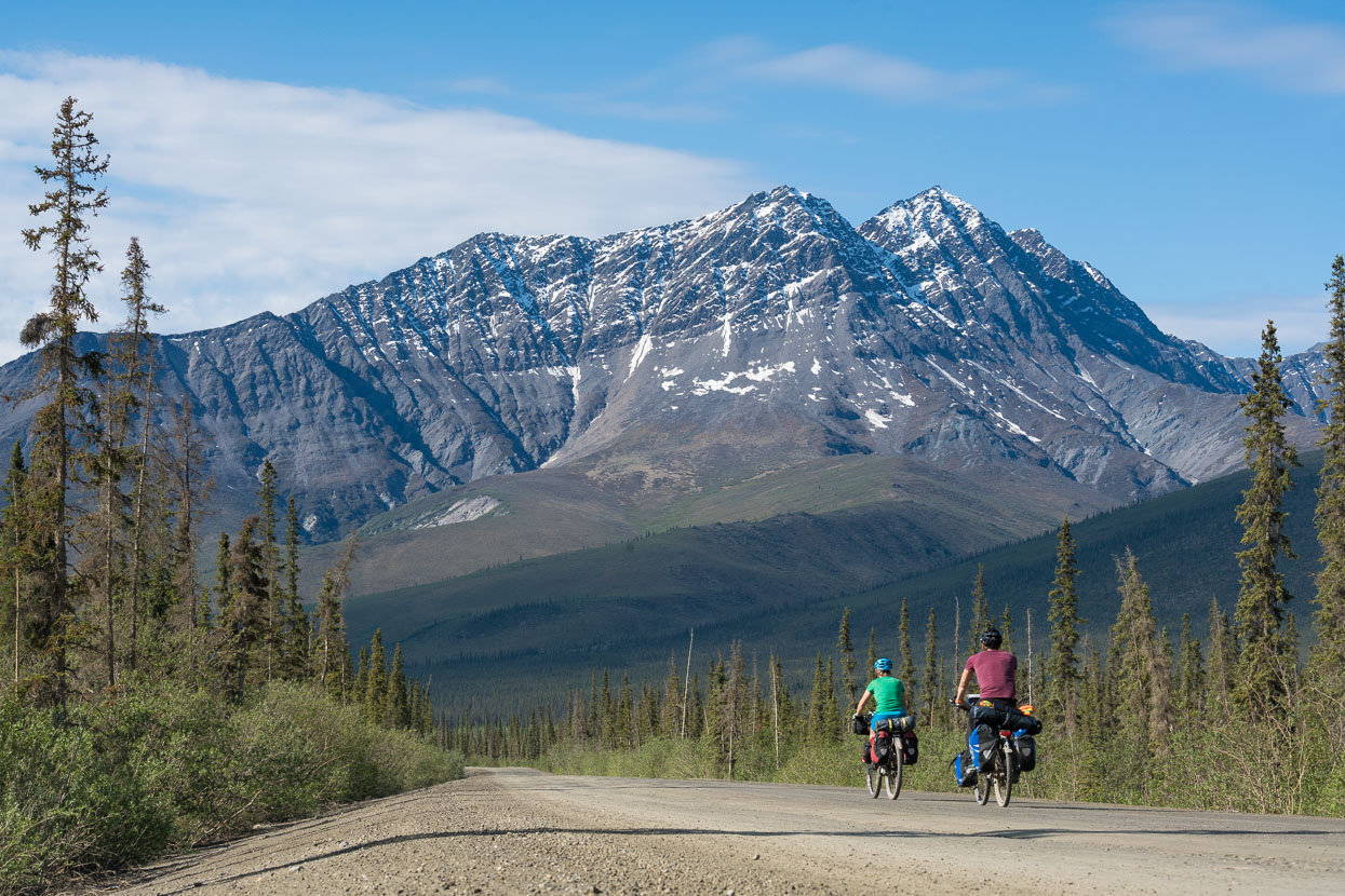Rolling on down the valley – a scenic tour with easy pedalling.