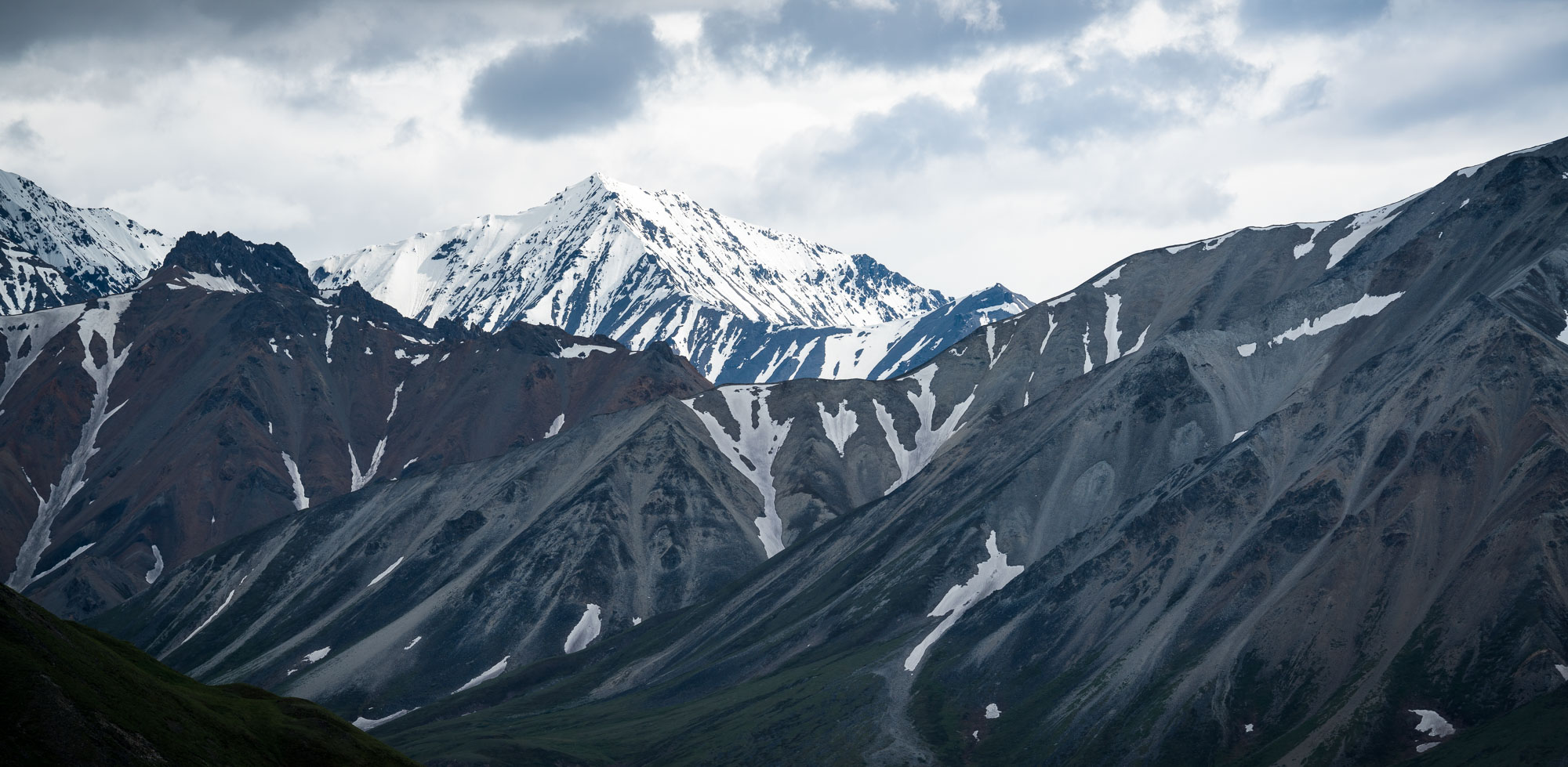 A ride into Denali National Park