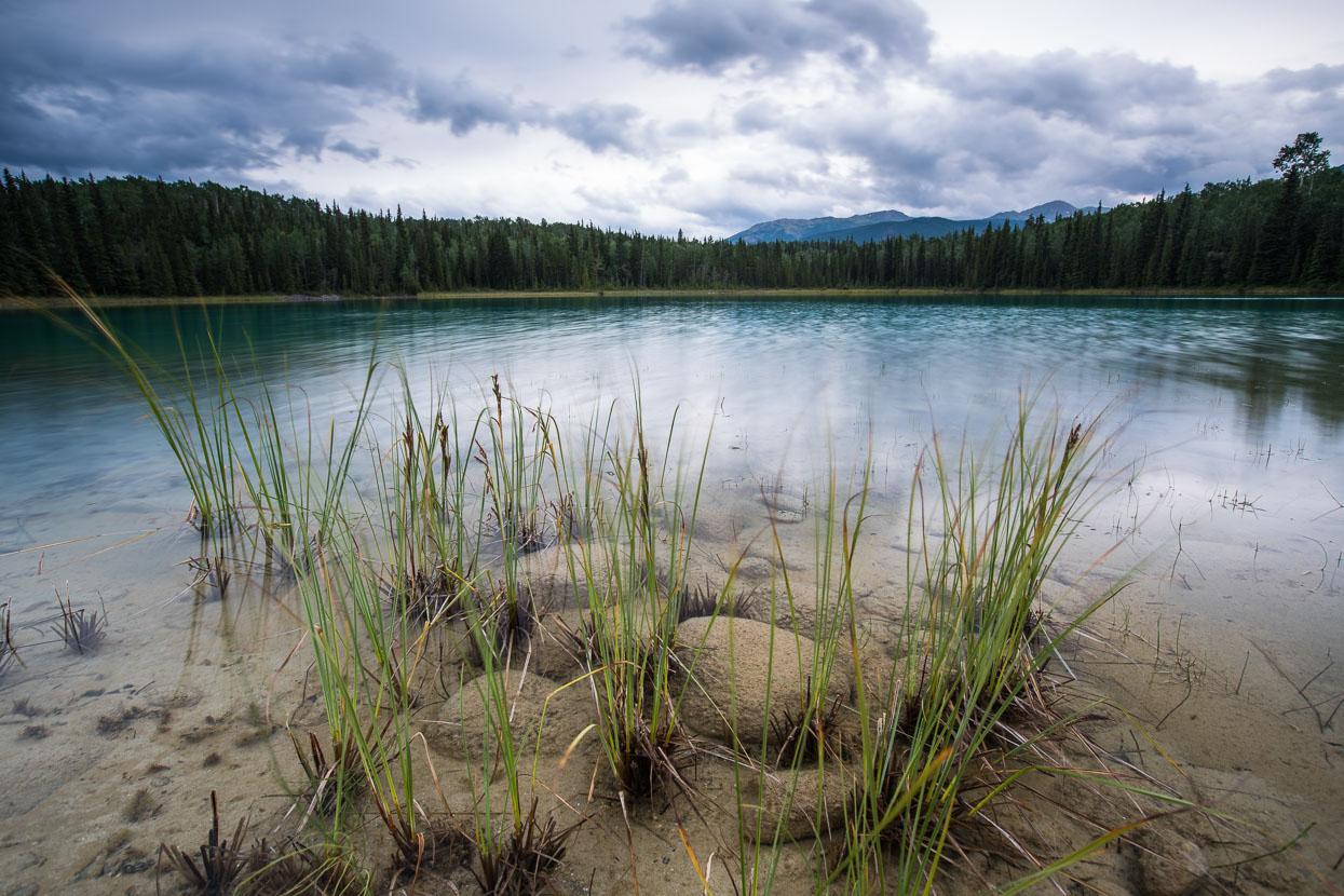 Boya Lake.