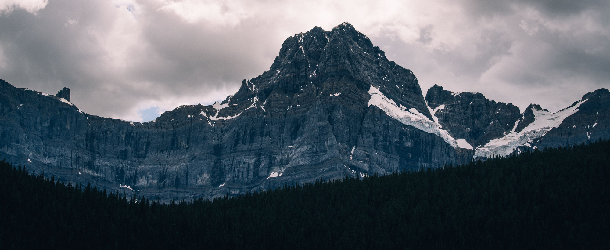 Jasper to Banff: The Icefields Parkway