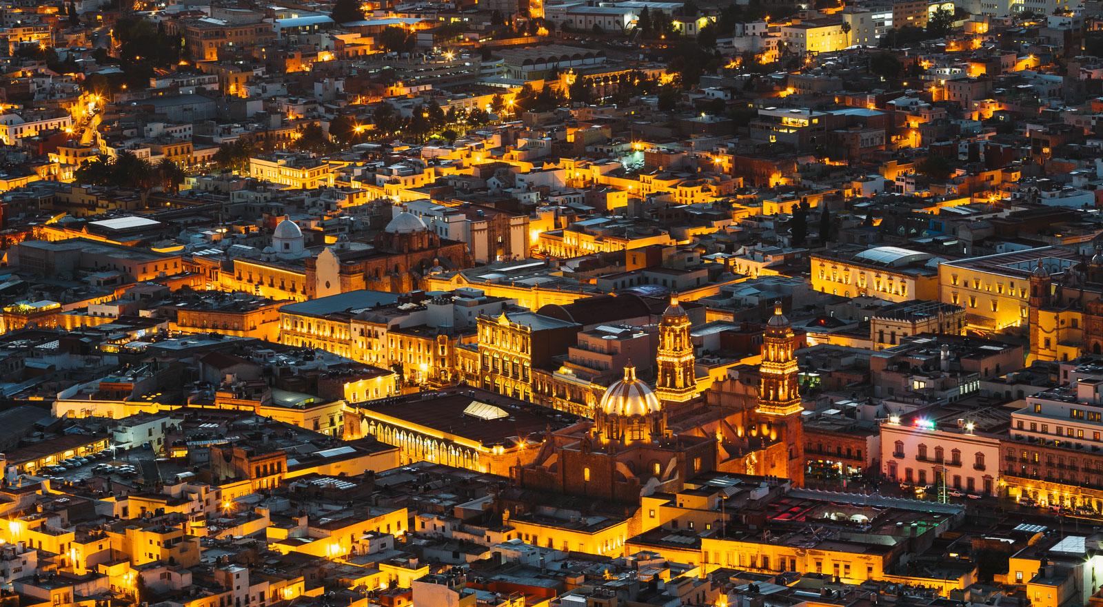 Mexico: Durango – Zacatecas