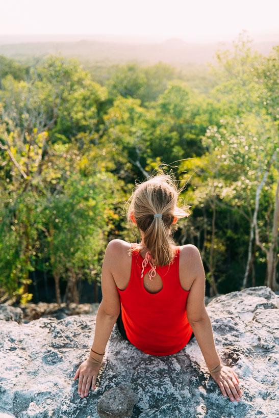 Hiking to El Mirador, Petén, Highlux Photography