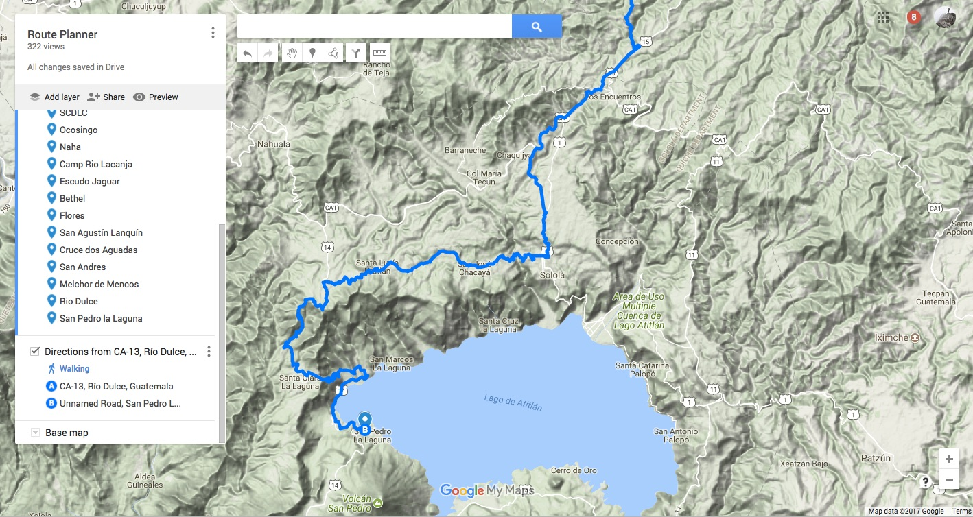 Navigation & Routefinding for Bikepacking, Highlux Photography