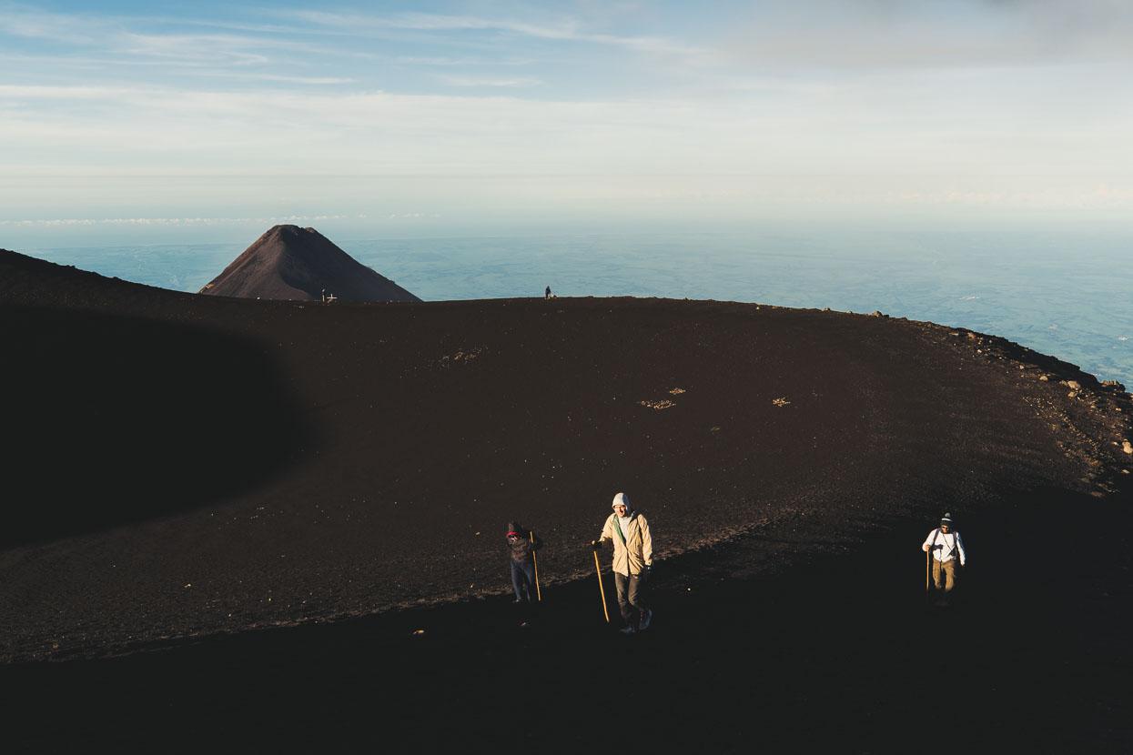 Climbing Volcán Acatenango, Highlux Photography
