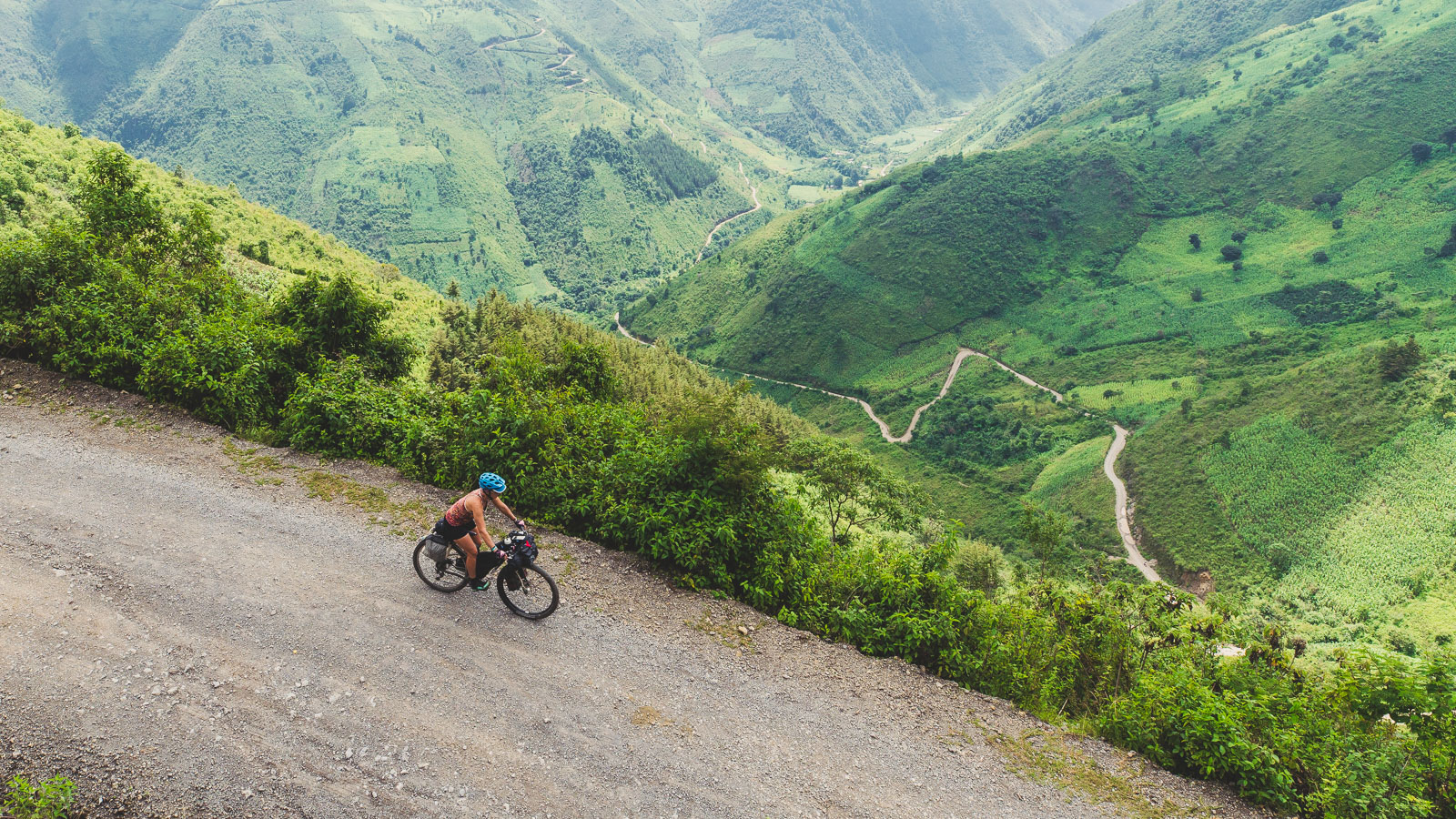 Exploring the Sierra de los Cuchumatanes: part I