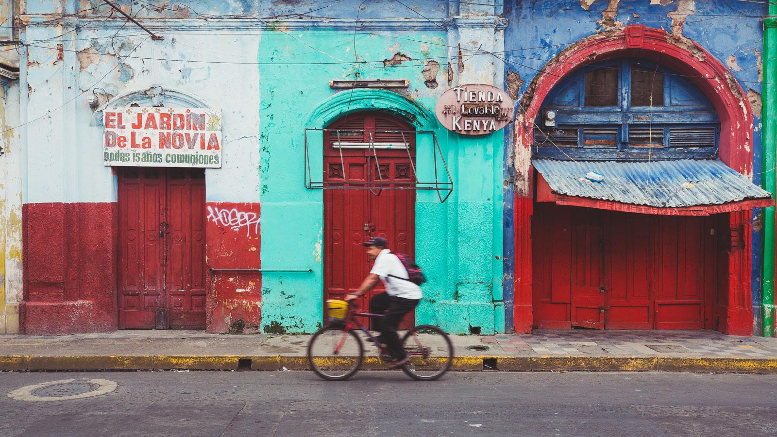 Catacamas, Honduras – Granada, Nicaragua