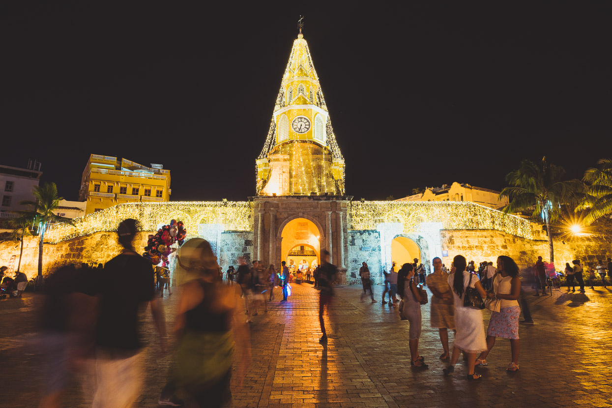 Colombia: Cruising in Cartagena, Highlux Photography