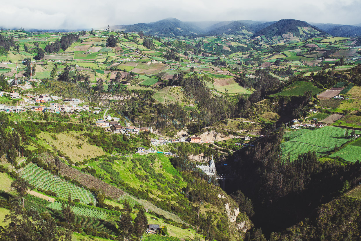 Colombia: Pasto – Ipiales, Highlux Photography
