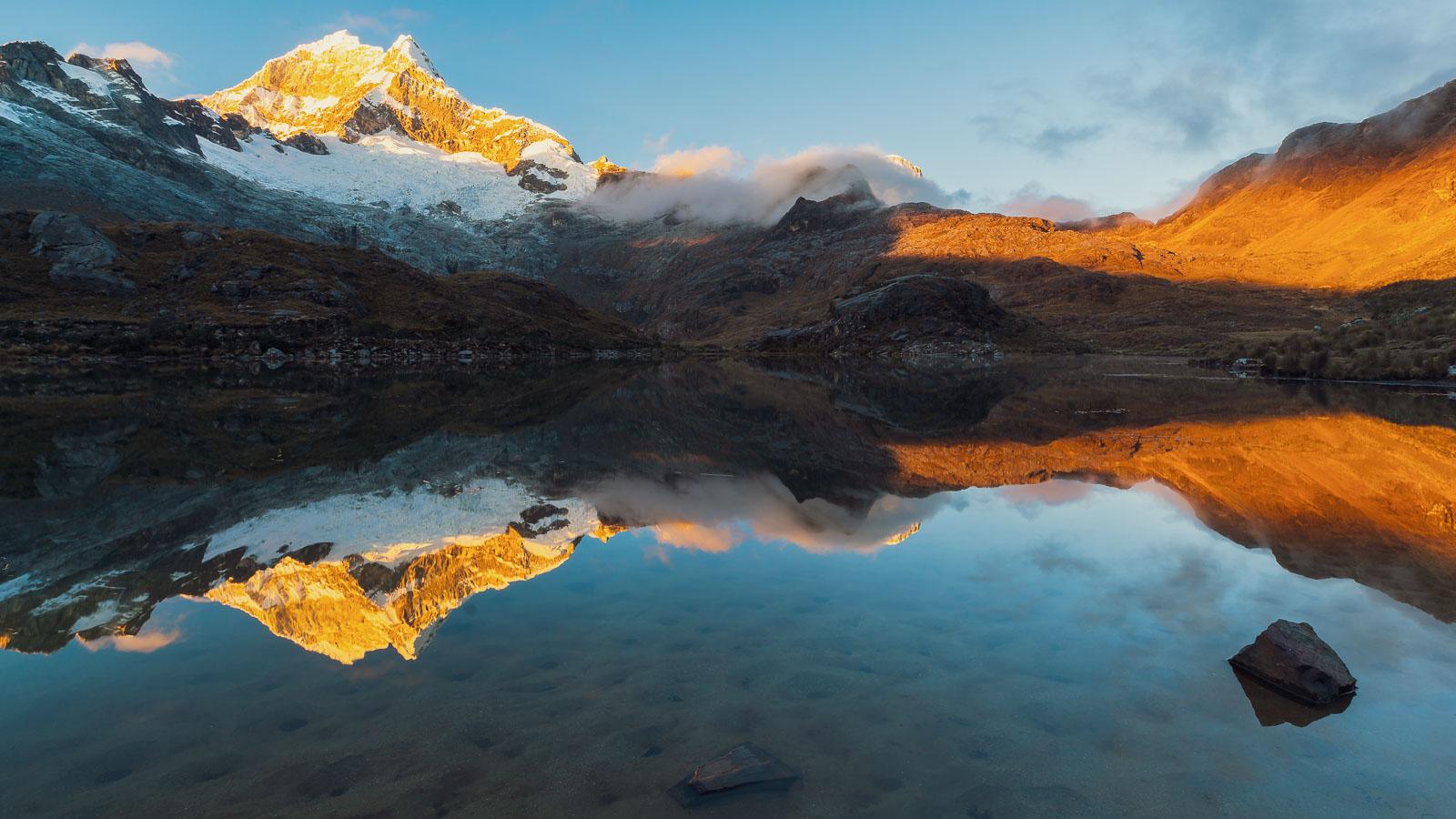 Perú: Tarica – Carhuaz via Portachuelo de Llanganuco