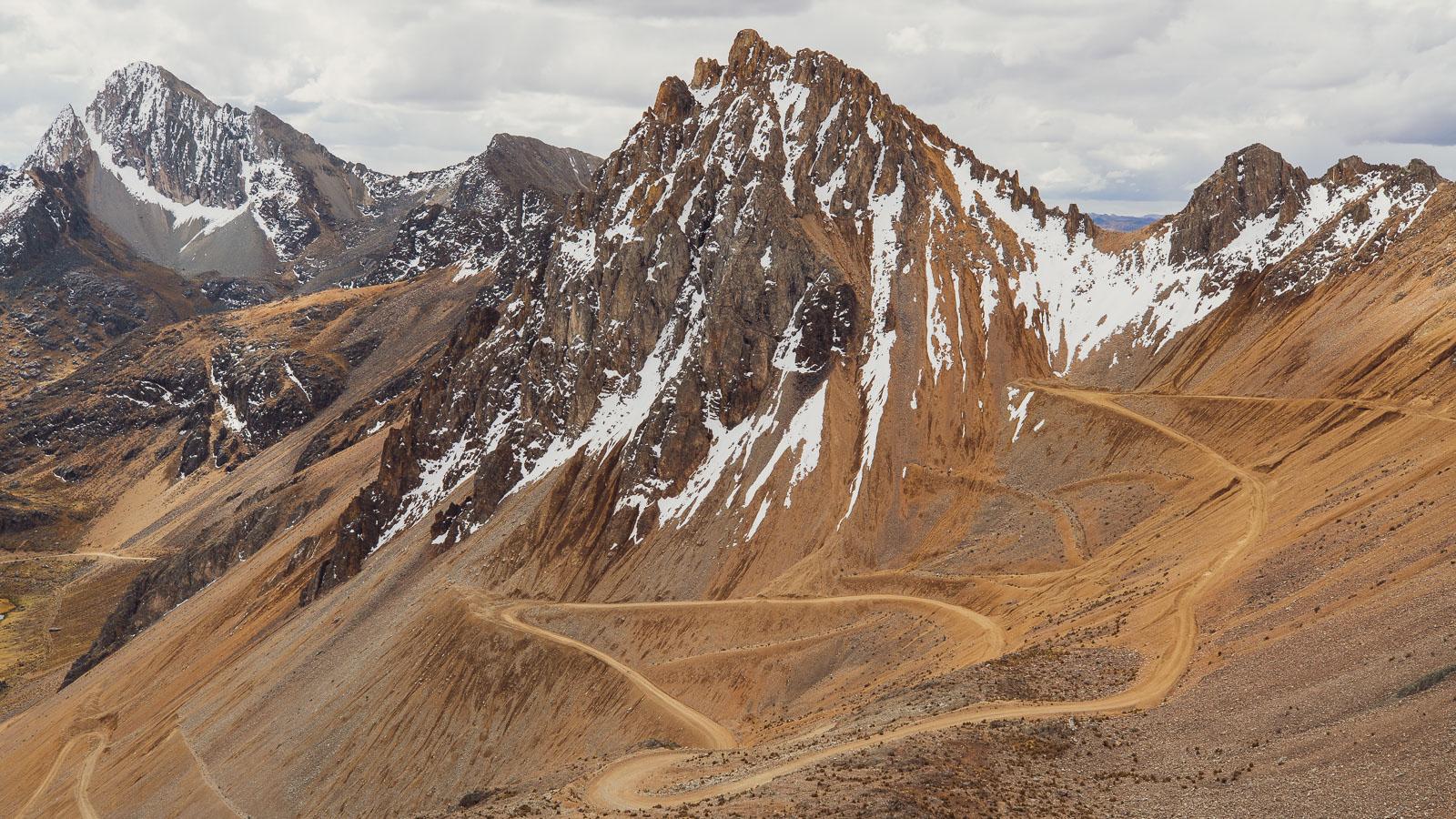 Perú Divide: Chicla – Huancavelica