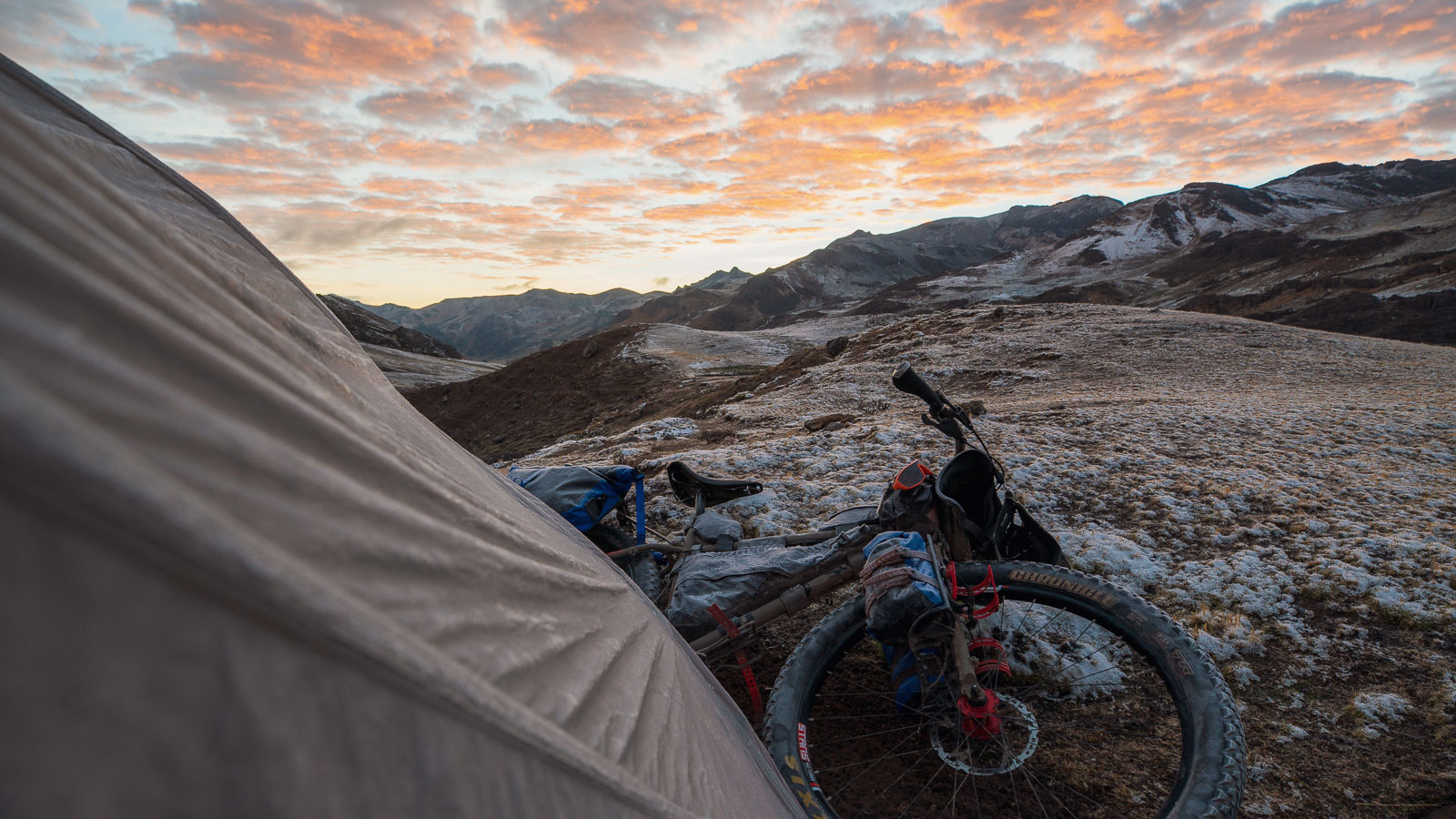 Andes Bikepacking Gear List