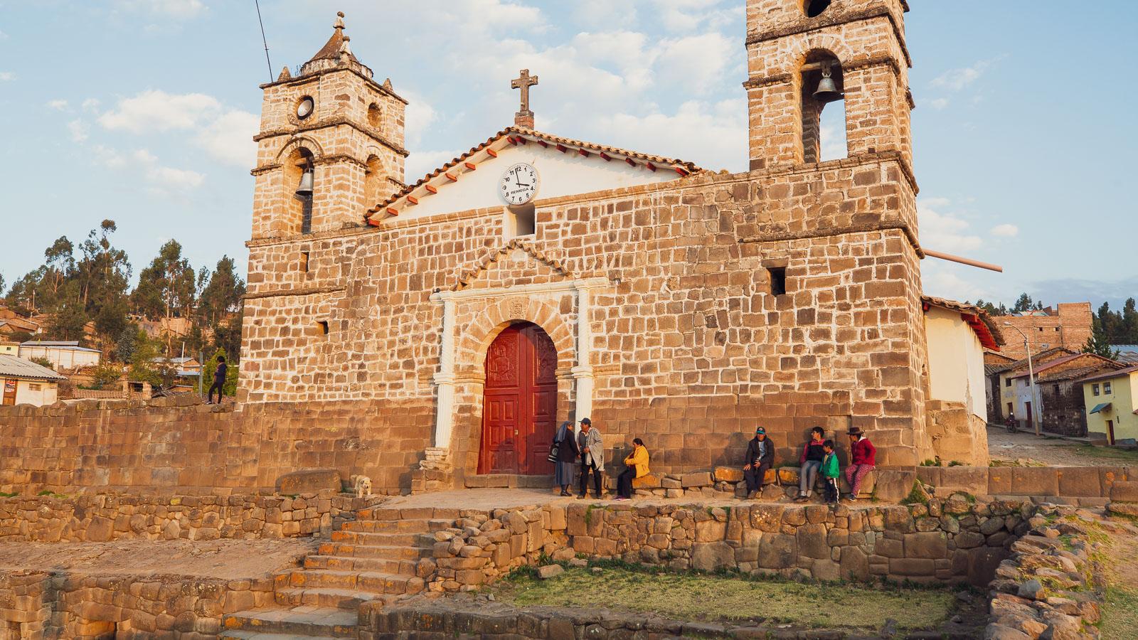 Perú Divide: Totos – Santa Rosa
