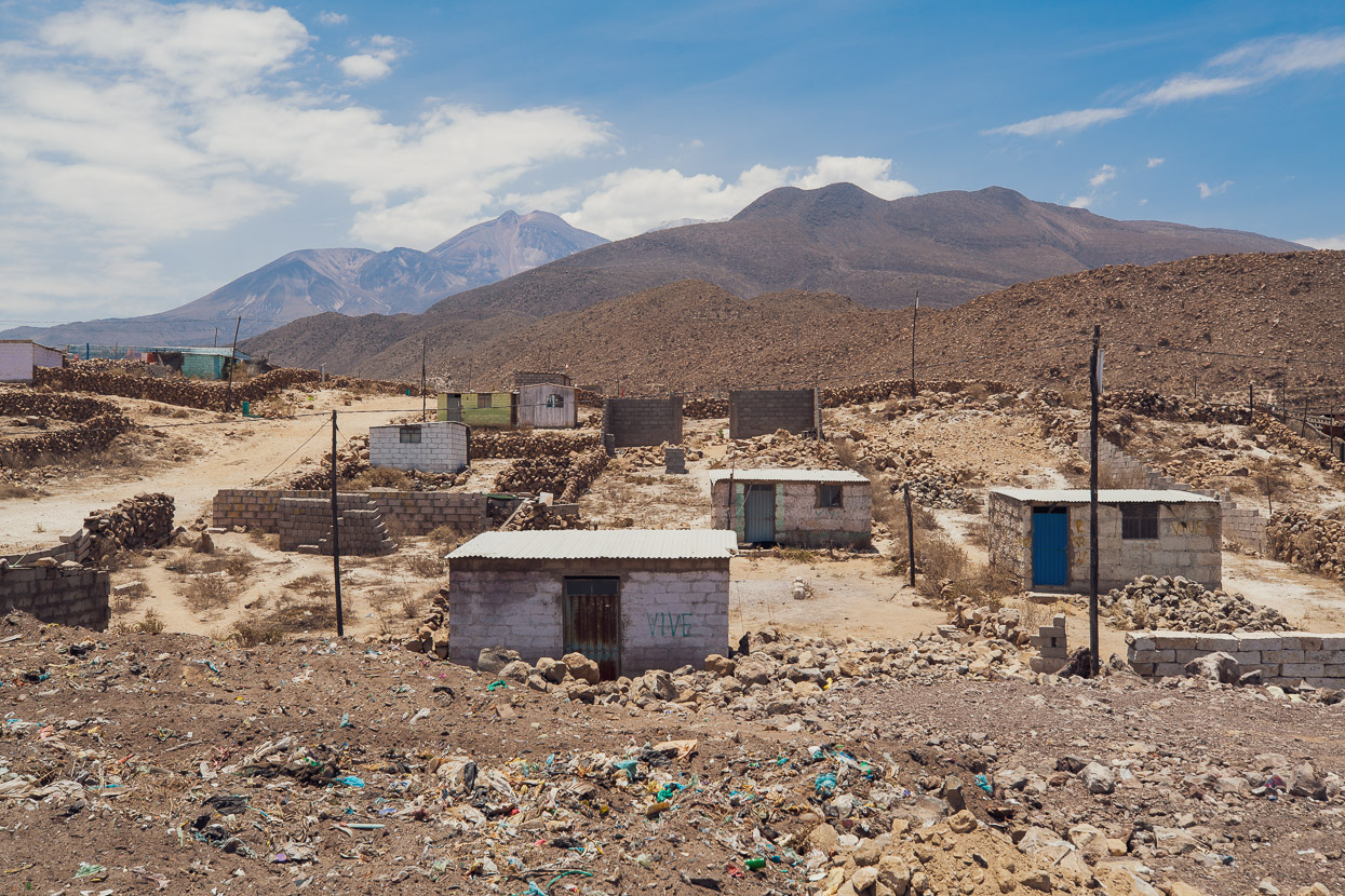 Perú: Arequipa and an Ascent of Volcan Chachani (6075m), Highlux Photography