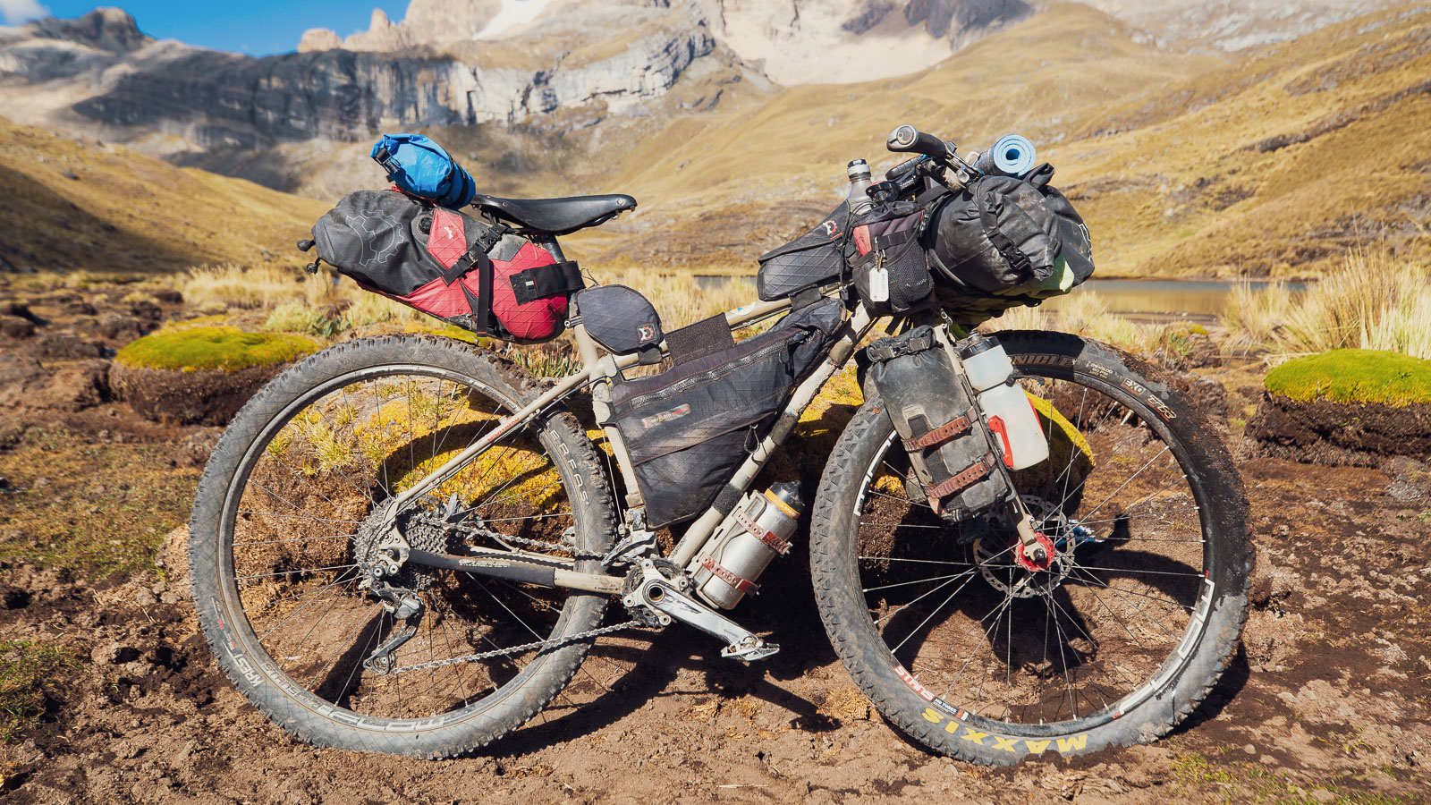 Bikepacking Basics: a Beginners Guide to Multi-day Dirt Rides, Highlux Photography