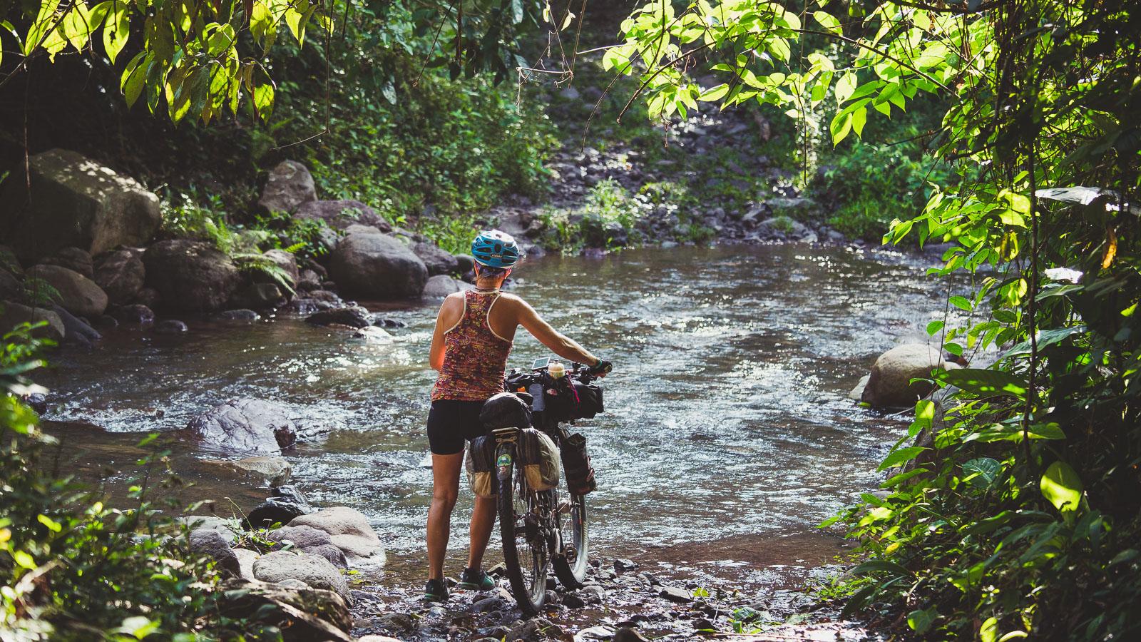 bikepacking honduras hana black