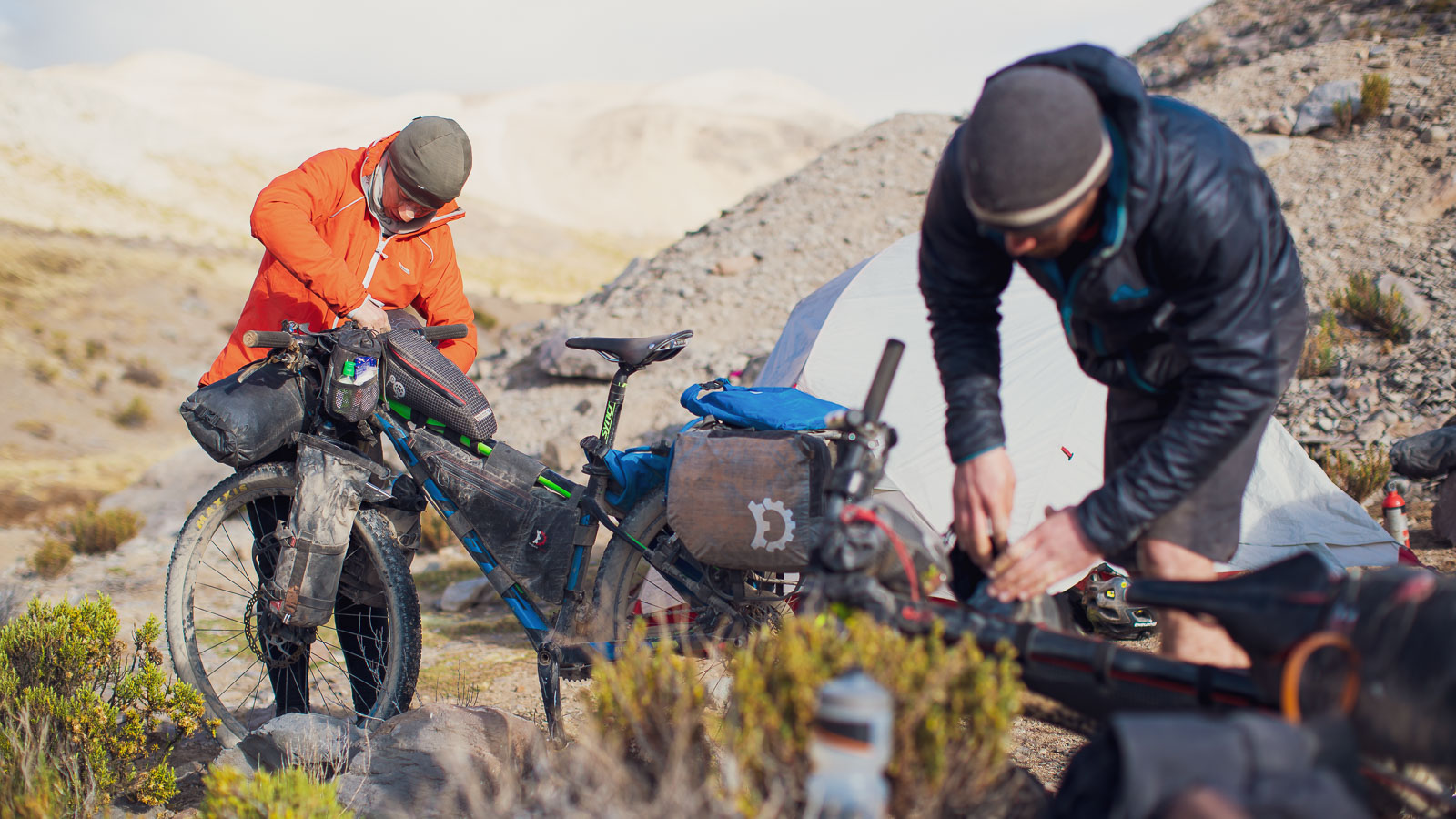 bikepacking revelate designs peru divide
