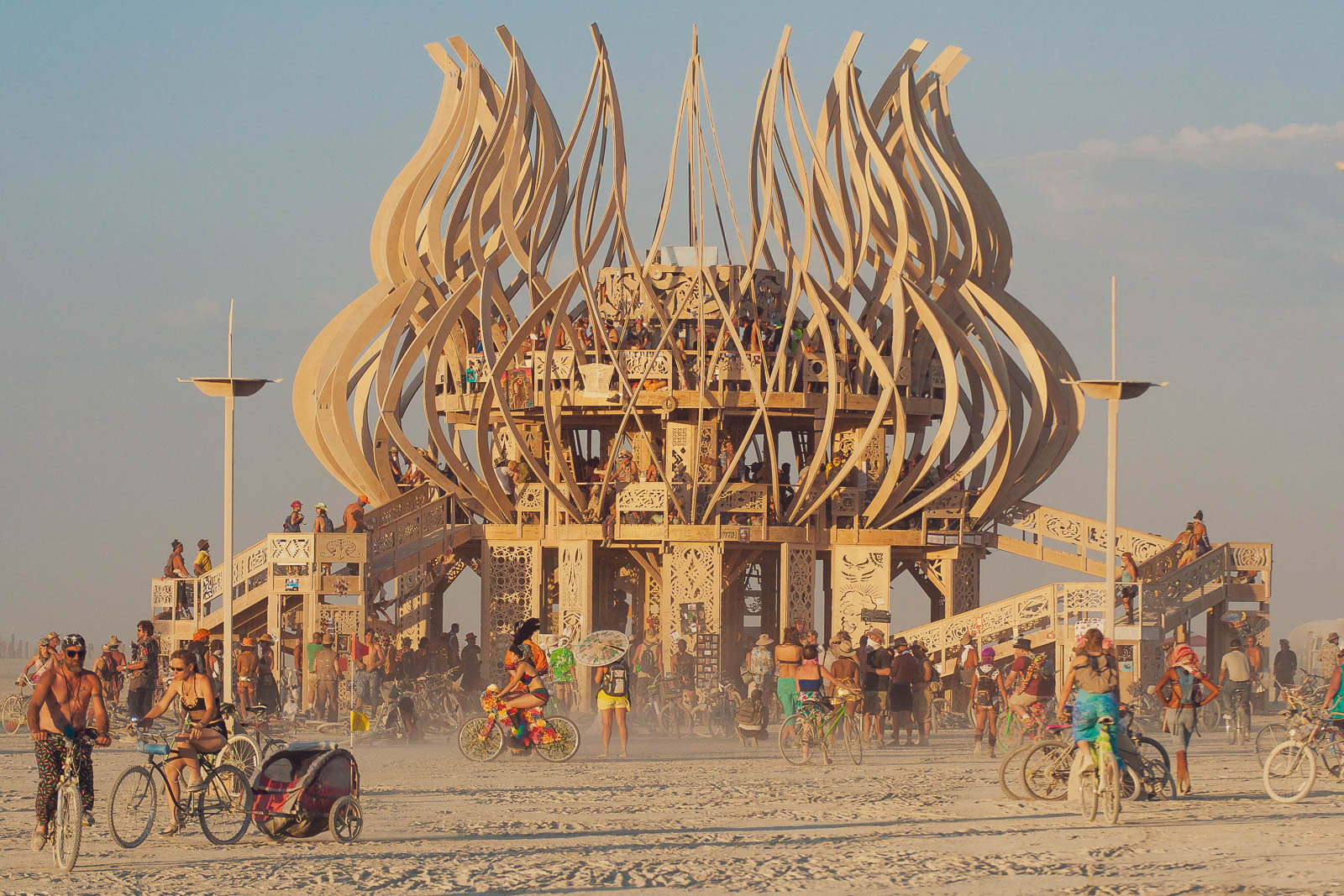 Burning Man: 2009