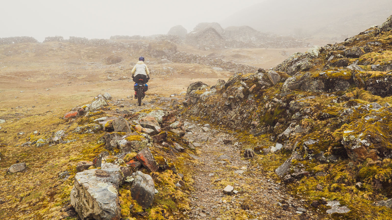 Bolivia: Bikepacking the Cordillera Apolobamba